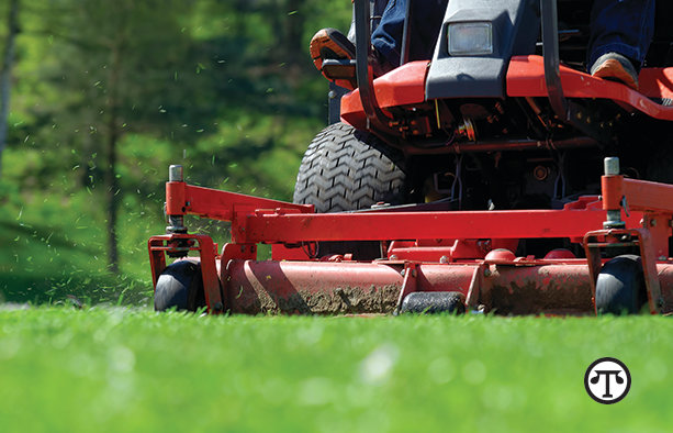 With the right equipment, taking care of your yard can be almost as delightful as relaxing in it.