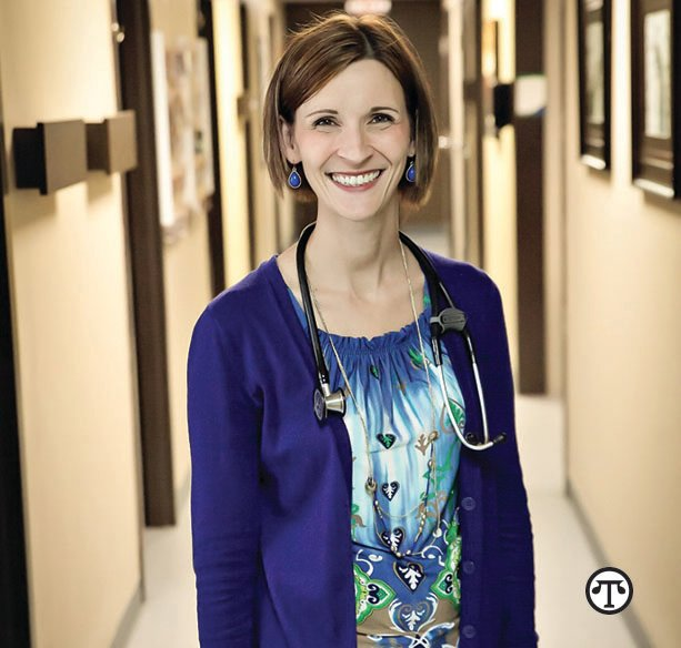 One Kansas doctor, Kristina Darnauer, M.D., says she recommends the COVID-19 vaccine to everyone she loves.