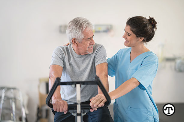 Pulmonary rehabilitation can make life better for    many people with chronic respiratory diseases.