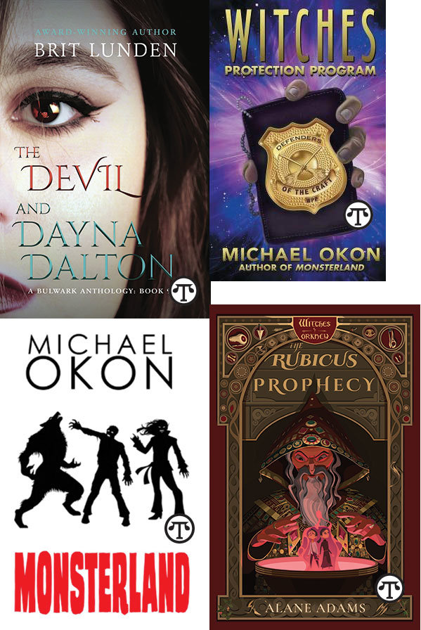 Four Devilish Delights For Your Halloween Reading Pleasure
