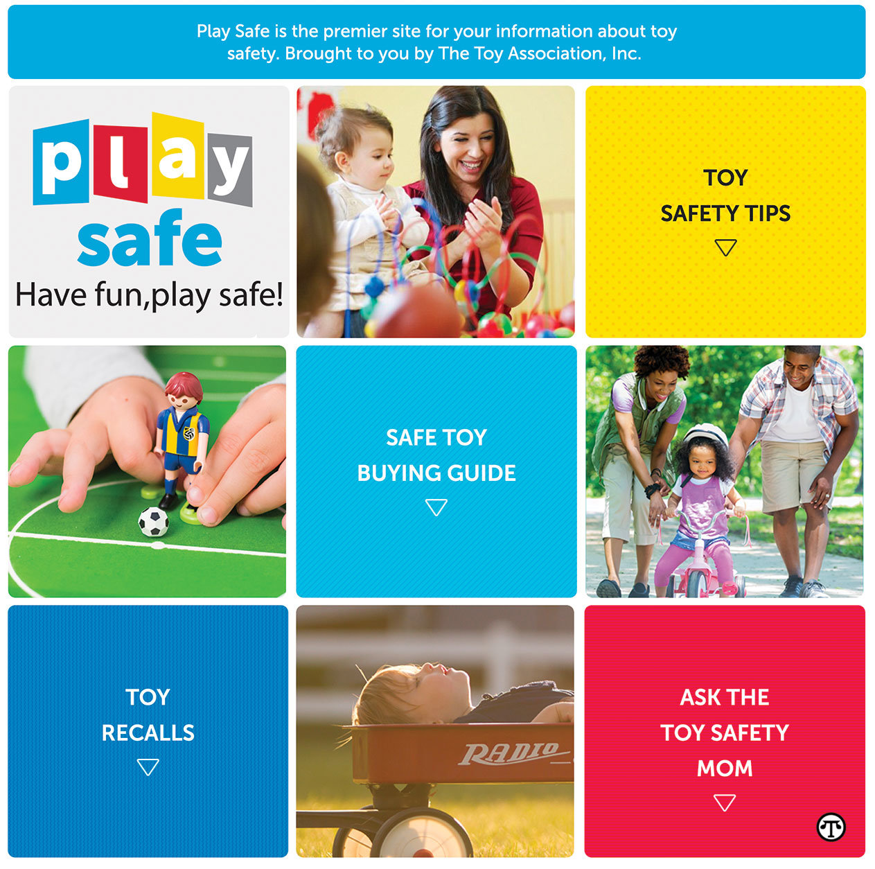 Four Top Tips On Playing It Safe When Getting Toys