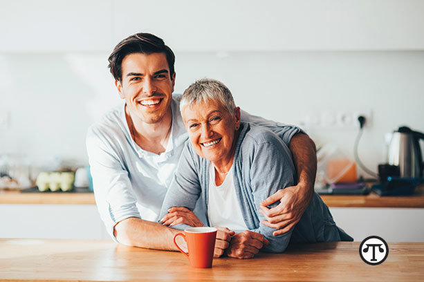 The next time you visit older relatives, take a good    look at their lifestyle to determine whether they need help to stay healthy    and independent.