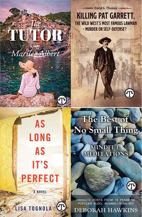 Four Books For All Tastes: Romance, Domestic Humor, Wild West Whodunit, In Praise Of Gratitude