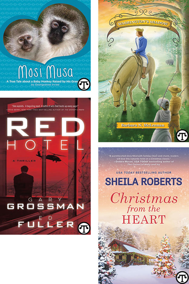 Wide Range Of Reading Ideas To Get In Gear For The Holidays