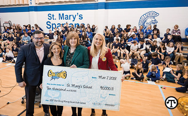 Enter the Money Smart Kids Contest to Win Big For    Your Child's School