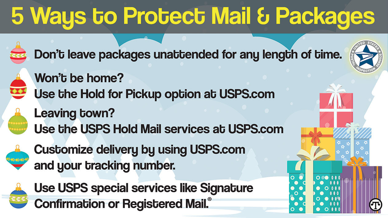 Pointers On Protecting Your Packages And Property