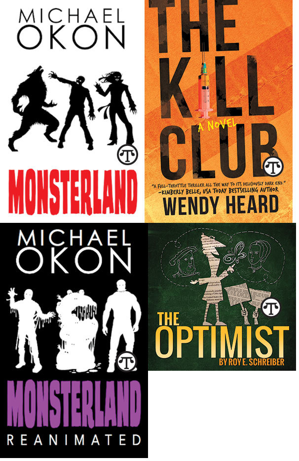 More Great Reading Ideas For Fans Of Horror, Thrillers And Satire