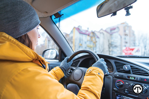 You may have to bundle up before you drive in cold weather but your modern car is ready to go, with no need to idle a while.