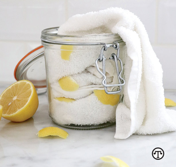 When life gives you lemons, use them to boost your immune system and clean and disinfect your home.