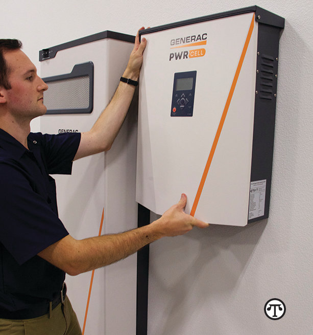 Powerful new technologies can mean homeowners can use backup generators and energy storage systems to protect themselves in an emergency while cutting costs.
