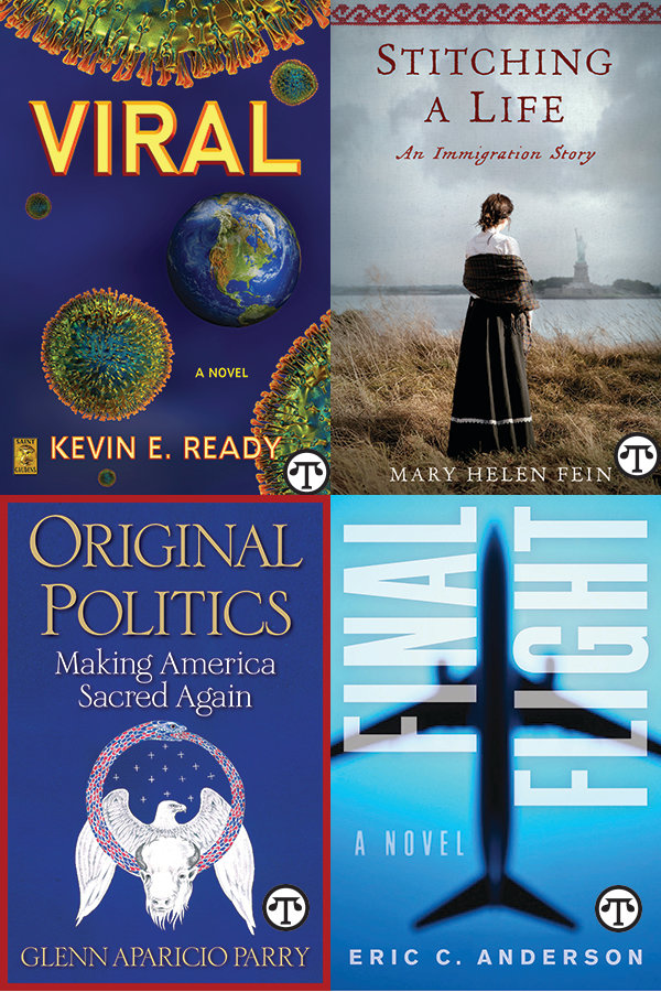 Four Great Reads: Fictional Pandemic All Too Real; Making America Sacred Again; An Immigration Story; Disappearing Jets