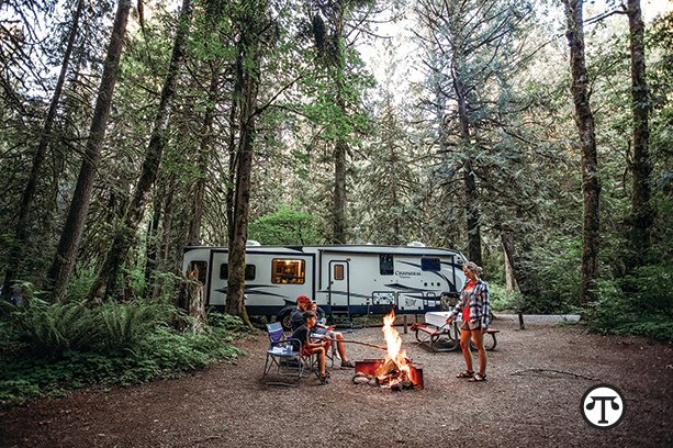 Time To Hit The Open Road? Rent An RV!