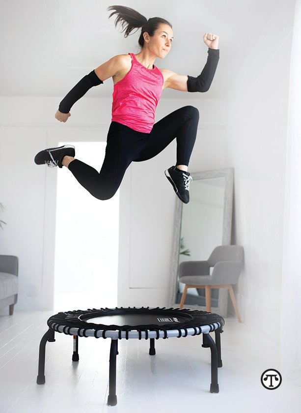 Rebounding Your Way To Better Fitness