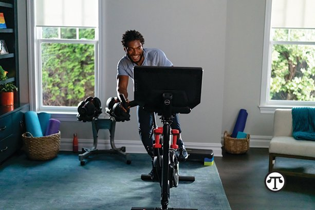 Try new fitness products like the new Bowflex VeloCore bike, combining the traditional stationary bike with a side-to-side lean motion, plus engaging content and custom coaching.