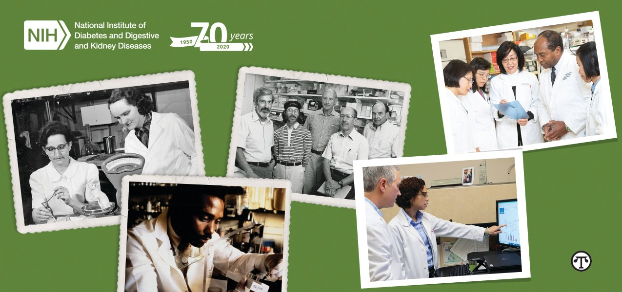 NIDDK's 70th Anniversary Marks Advances in Medical Research