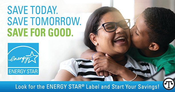 Save money on your utility bills and save the planet for everyone by choosing energy-saving products for your home.