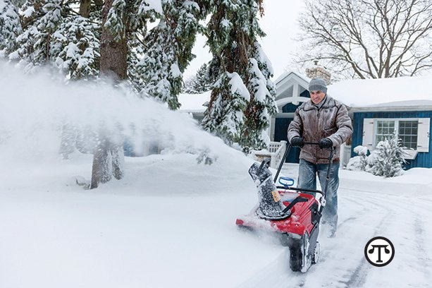 Snow Thrower Safety Tips:  Keep Best Practices In Mind This Winter