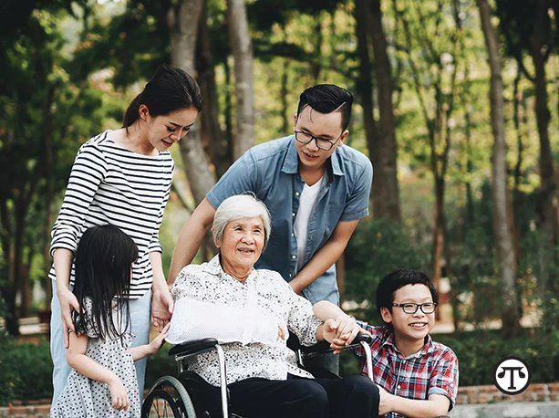 """COVID-19 And """"Sandwich Generation"""" Caregivers"""
