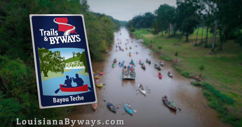 Louisiana's Bayou Teche Byway