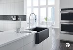 A beautiful kitchen can be easy to cook in and simple to keep clean.